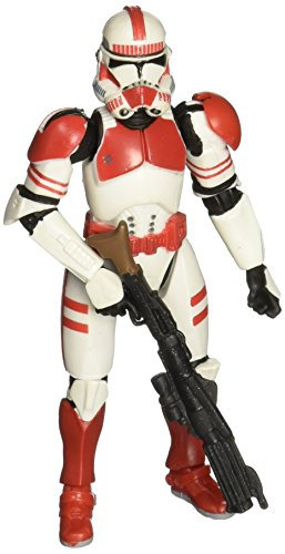 Star Wars - Revenge of the Sith Clone Trooper (Quick-Draw Attack!) (Red) Shock ()