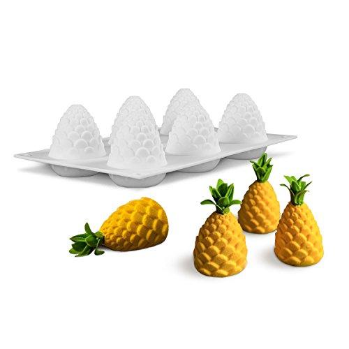 3 d pineapple mold - 1