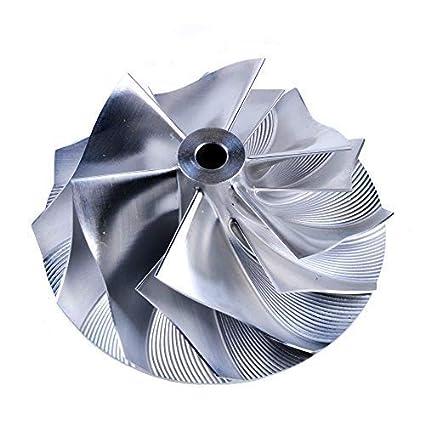 Amazon com: TRITDT Billet Compressor Wheel for TD04HL-19T