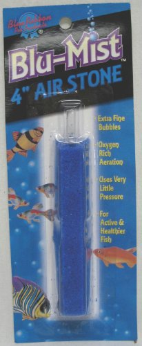 Blue Ribbon Pet Products ABL204 Air Stone Carded for Aquarium, 4-Inch, My Pet Supplies