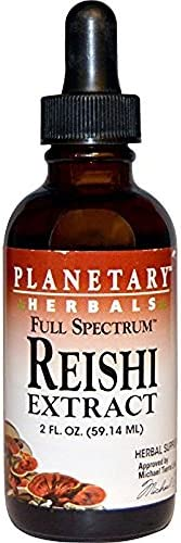 Planetary Herbals Full Spectrum Reishi Extract Supplement
