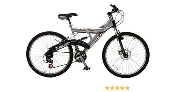 Barracuda BAR211 - Bicicleta Unisex: Amazon.es: Deportes y aire libre