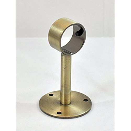 Brass Curtain Rods Amazon Com
