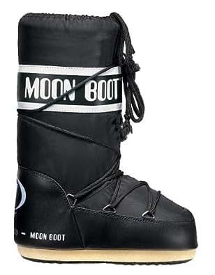Amazon.com | Technica Moon Boot Vinil Black White Size 44