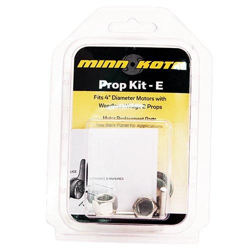 Minn Kota MKP-34 Prop and Nut Kit E