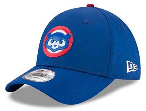 (Chicago Cubs New Era 2018 On-Field Prolight Batting Practice 39THIRTY Flex Hat –