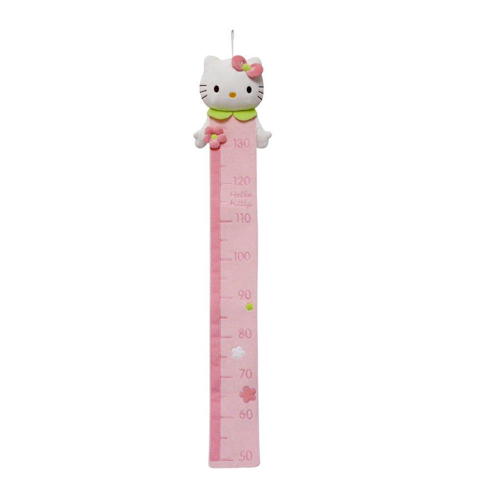 Hello Kitty - Medidor de altura, 95 cm, color rosa (Giros AB021784) 03619900022