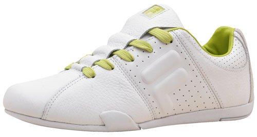 Fila 1F60M49002 - Zapatillas de deporte de cuero para hombre Gris