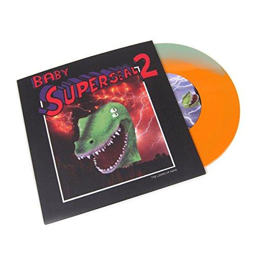vinyl records seal - 4