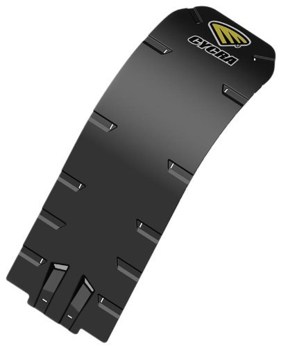 Cycra Skid Plate Speed Armor High Impact BLK for Yam YZF250 YZF 250 2006-2009