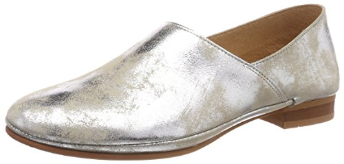 silver Toulouse Mocassini New Points Ten Donna 214 Argento wYnF5Rx