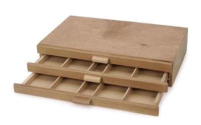 Darice Pastel Box, 3-Drawers