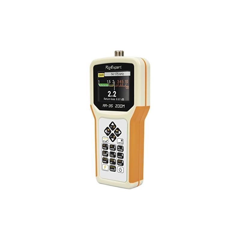 RigExpert AA-35 ZOOM HF Antenna Analyzer