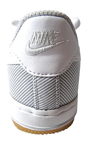 Zapatos de entrenamiento Nike Air ForceSport pure platinum white light brown 019