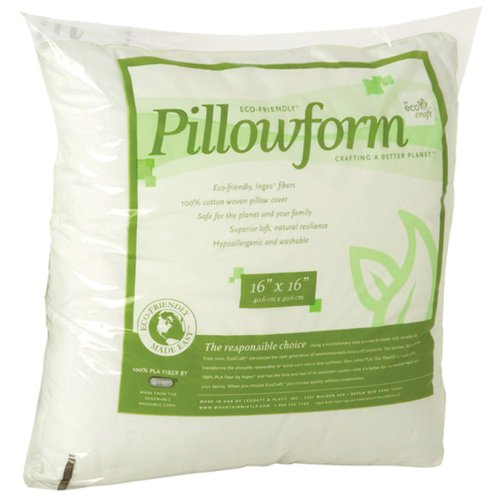 Mountain Mist Pillowforms, 16-inch-by-16-inch