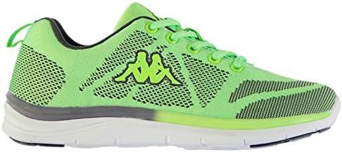 Kappa asilet Zapatillas de Running para Mujer Verde/Gris Zapatillas Zapatillas de Deporte para, Verde/Gris: Amazon.es: Deportes y aire libre