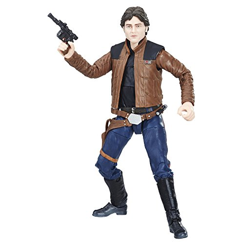 Star Wars The Black Series Han Solo 6-inch Figure -