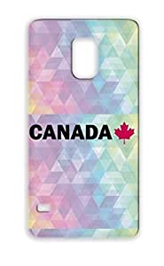 Sports Hockey Canada Canadian Miscellaneous Pink Canada Cover Case For