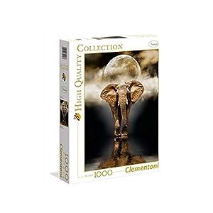 Clementoni 39416 Puzzle The Elephant