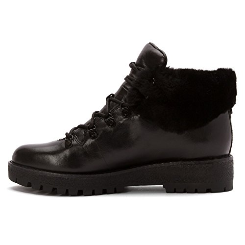 Michael Kors Michael Kors Womens Sneaker 40F5PUFE5L DIS.VACH+R.SHEA 001 BLACK NERO Nero