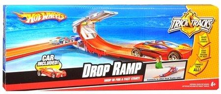Hot Wheels Trick Tracks Drop Ramp