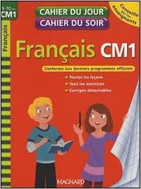Amazon Fr Francais Cm1 Magnard Livres