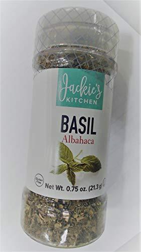 Sweet Basil Leaf