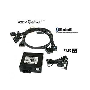 "Fiscon Bluetooth ® Manos Libres ""PRO"" Para Audi MMI 2G (MMI Alto / Basic-Plus)"