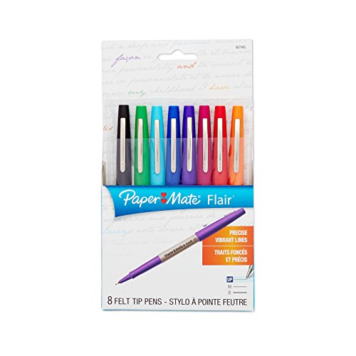 paper-mate-flair-porous-point-felt-tip-pen-ultra-fine-core-colors-8-count