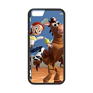 iPhone 6 4.7 Inch Cell Phone Case Black Disneys Toy Story VQP Plastic Fashion Phone Cases