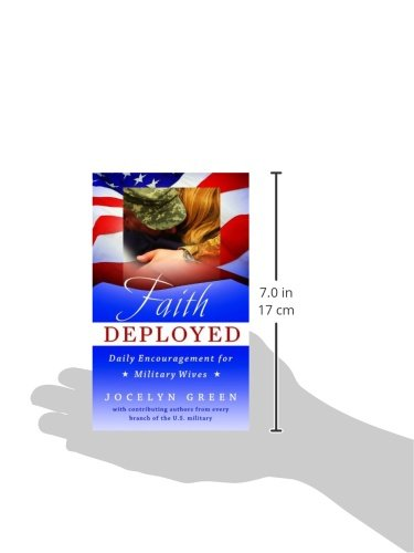 Image of Faith Deployed: Daily Encouragement for Military Wives