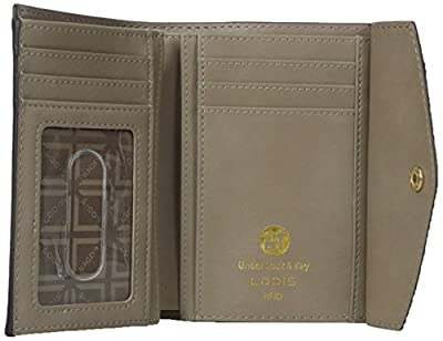 Lodis Silicon Valley Rfid Rachel French Purse Wallet