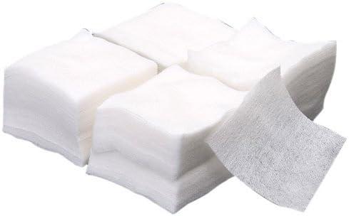 ArteMujer.Es 400 Algodón Celuloso Toallitas Limpiador Toallas Uñas Para Quitaesmalte Manicura: Amazon.es: Hogar