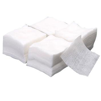 Es 400 Algodón Celuloso Toallitas Limpiador Toallas Uñas Para Quitaesmalte Manicura: Amazon.es: Hogar