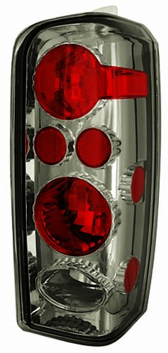 IPCW CWT-CE5004CS Crystal Eyes Platinum Smoke Clear Eyes Tail Lamp - Pair