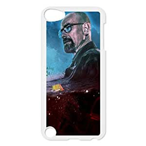 HXYHTY Customized Print Breaking bad Pattern Hard Case for iPod Touch 5