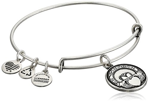Alex Ani Claddagh Expandable Bracelet
