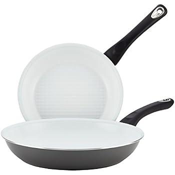 Amazon Com Farberware Purecook Ceramic Nonstick Cookware
