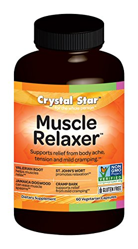 Crystal Star Muscle Relaxer Supplements product image