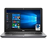 2017 Flagship Dell Inspiron 15.6 Business Full HD Touchscreen Laptop - Intel Dual-Core i7-7500U Up to 3.5GHz, 16GB DDR4, 1TB HDD, DVDRW, AMD Radeon R7 M445 , Backlit Keyboard, MaxxAudio, Windows 10