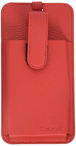 iphone-se-bag-tag-pouch-iphone-5s-iphone-5-and-iphone-4-colorant-bag-tag-pounch-red