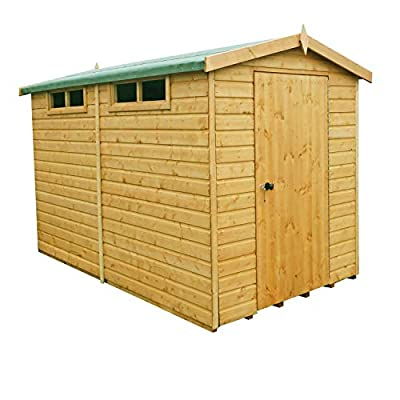 Apex 10x6 Shiplap Security Shed