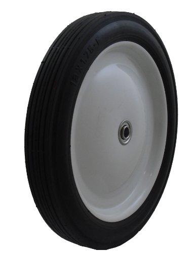 Marathon 12x1.75 Semi-Pneumatic Tire on Wheel (Bearing Replacement Wheel Cost)