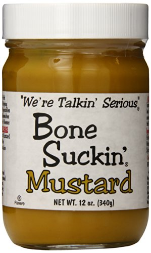 (Bone Suckin' Mustard, 12 Ounce)