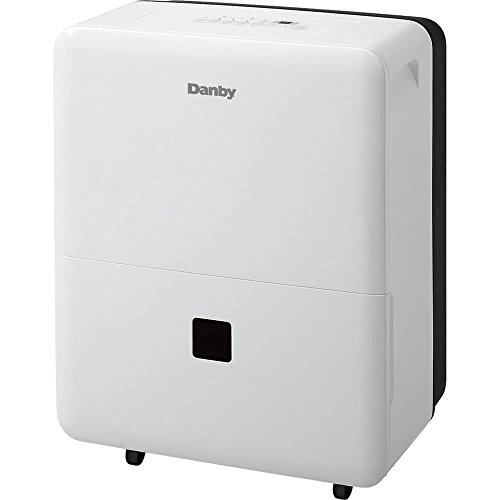 Danby DDR70B3WP Dehumidifier pint White