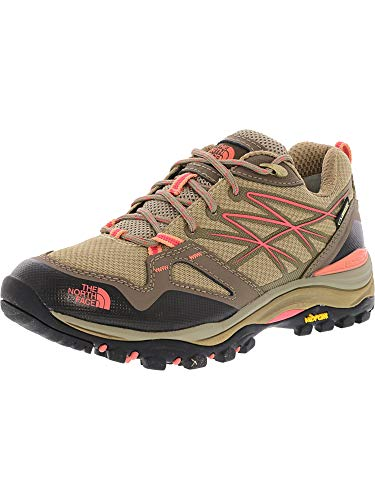 Pictures of The North Face Women's Hedgehog Fastpack CDG0 Cub Brown/Fiesta Red 1