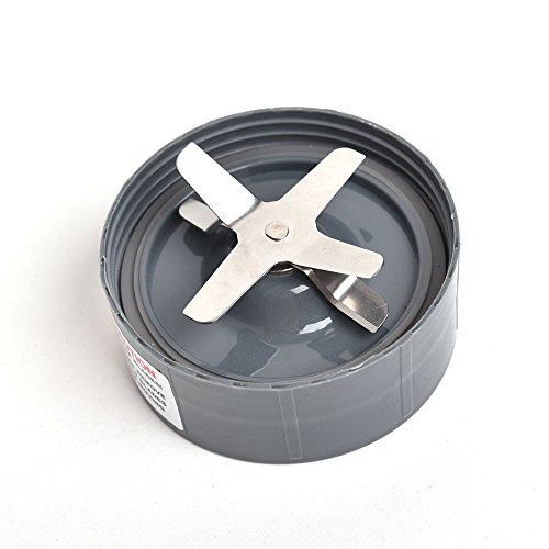 CISNO Replacement Cross Blade For Nutribullet Blender Juicer Mixer 600W 900W