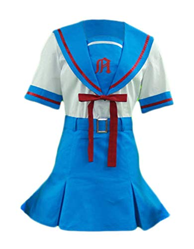 CHIUS Cosplay Costume Female Summer School Uniform Set for Haruhi Suzumiya Ver2