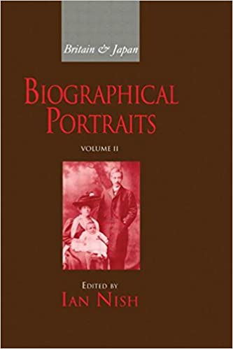 Britain and Japan Vol II: Biographical Portraits: 2 (Britain & Japan)