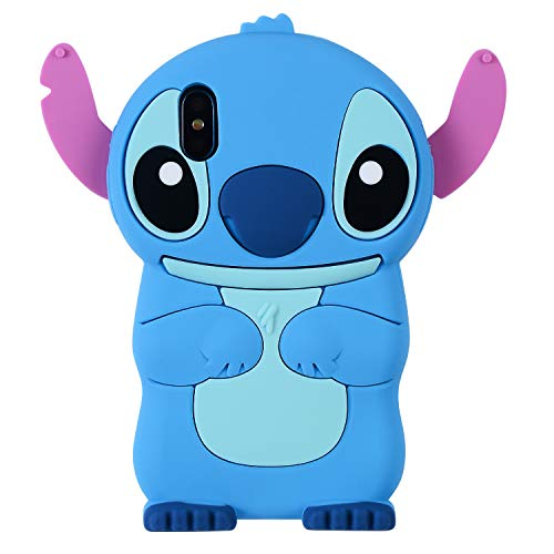 Blue Stitch Case for iPhone XR 6.1